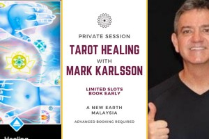 Tarot Healing with Mark Karlsson